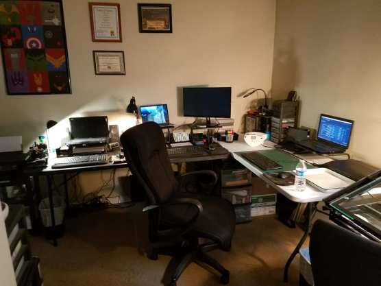 This is where the graphic design, markting and digital art happens!